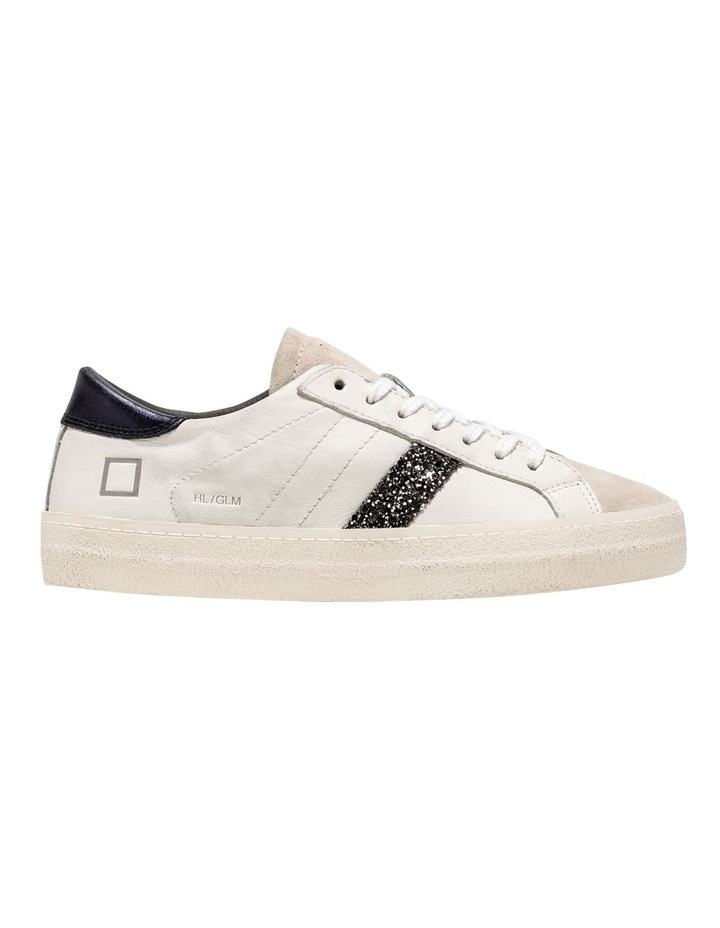 Hill Low Glam White-Blue Sneaker image 1