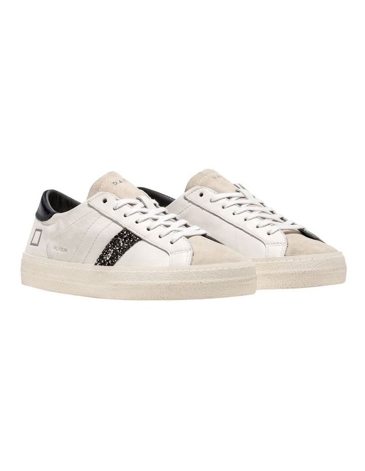 Hill Low Glam White-Blue Sneaker image 2