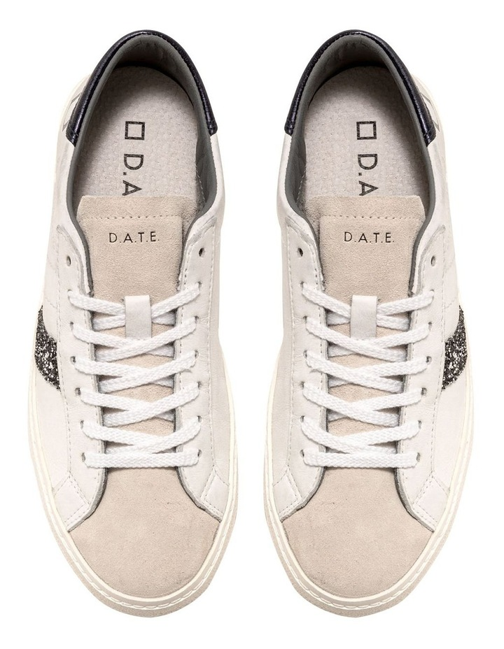 Hill Low Glam White-Blue Sneaker image 3