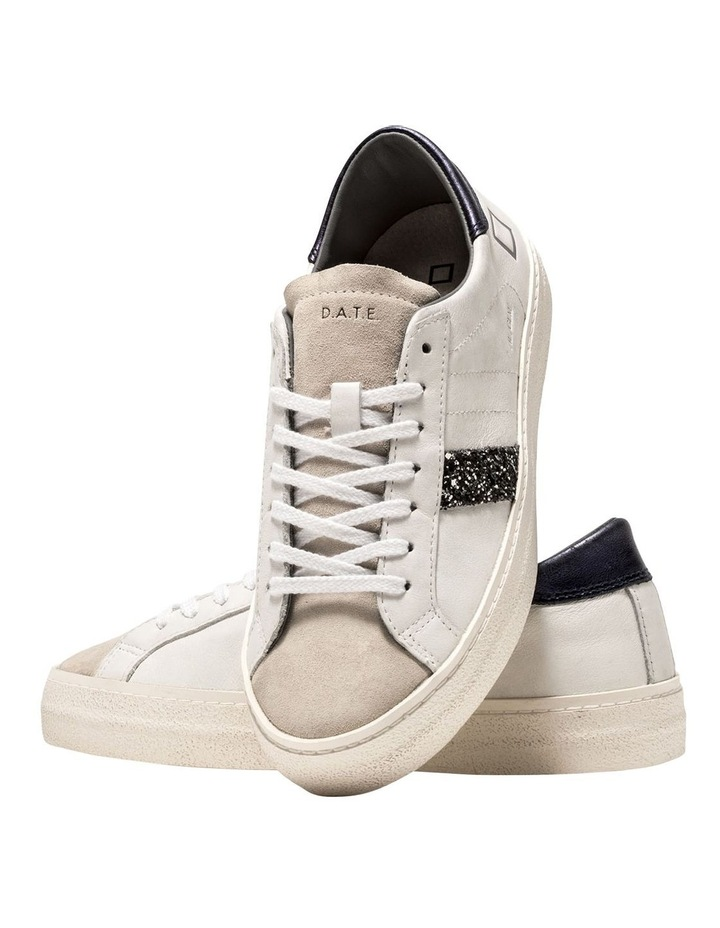 Hill Low Glam White-Blue Sneaker image 4