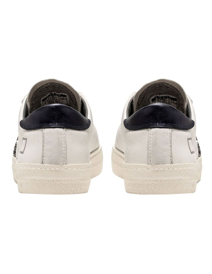 Hill Low Glam White-Blue Sneaker image 5