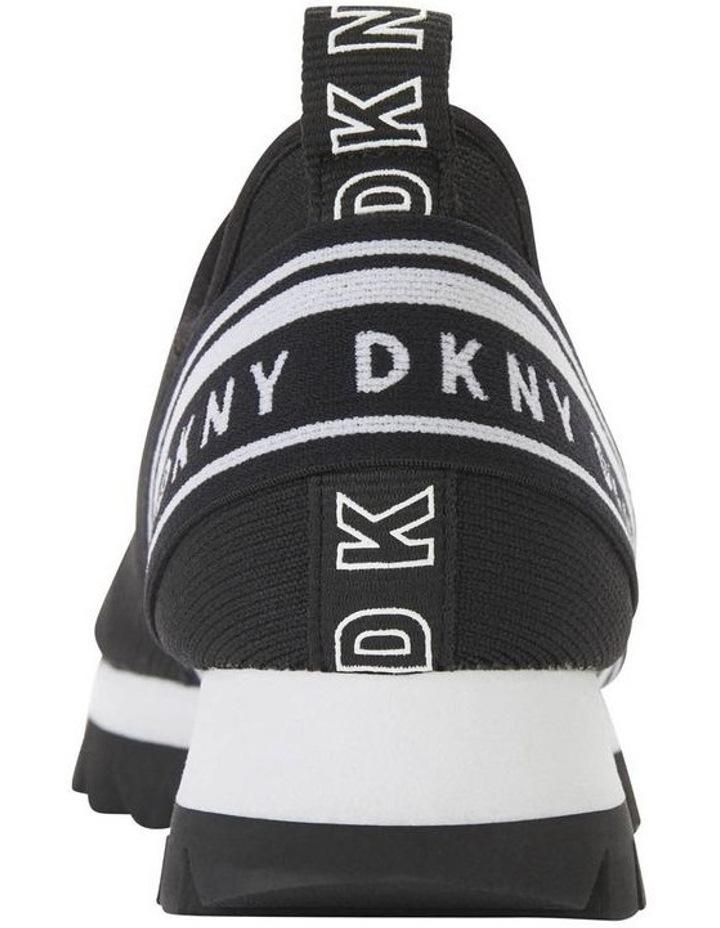 Abbi K1966559 Black Knit Sneaker image 4