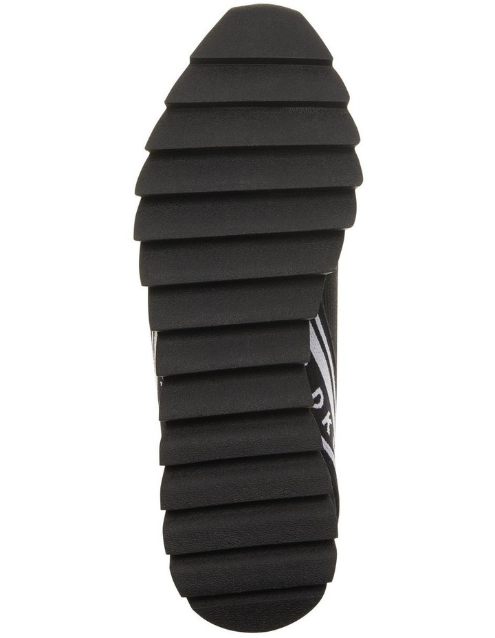 Abbi K1966559 Black Knit Sneaker image 5