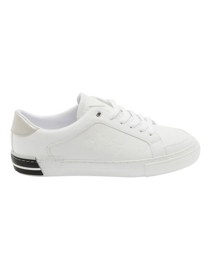 White/Silver7 Sneaker | MYER