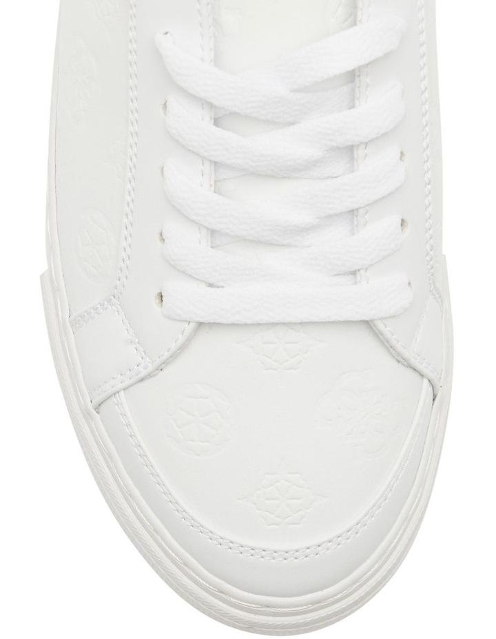 Gransin White/White/Silver7 Sneaker image 2
