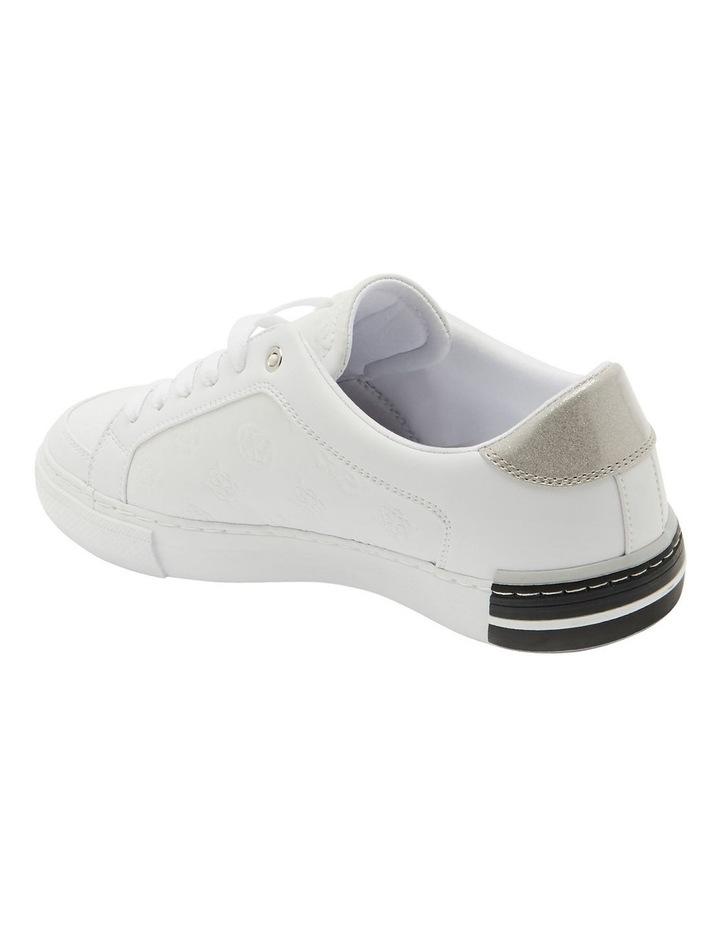Gransin White/White/Silver7 Sneaker image 3