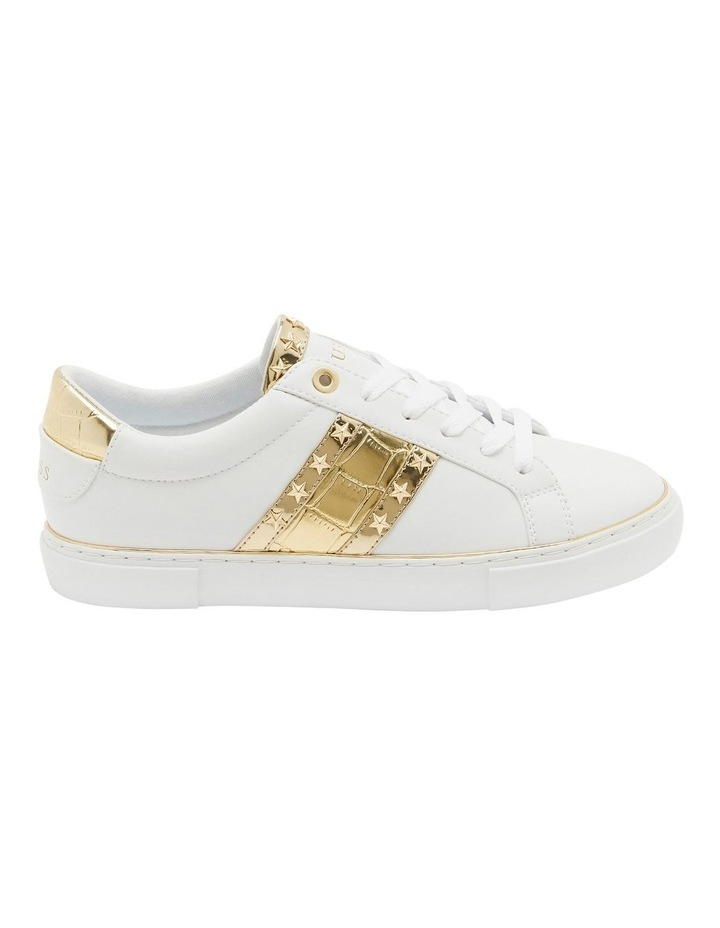 Grayzin White/Gold/Gold Sneaker image 1