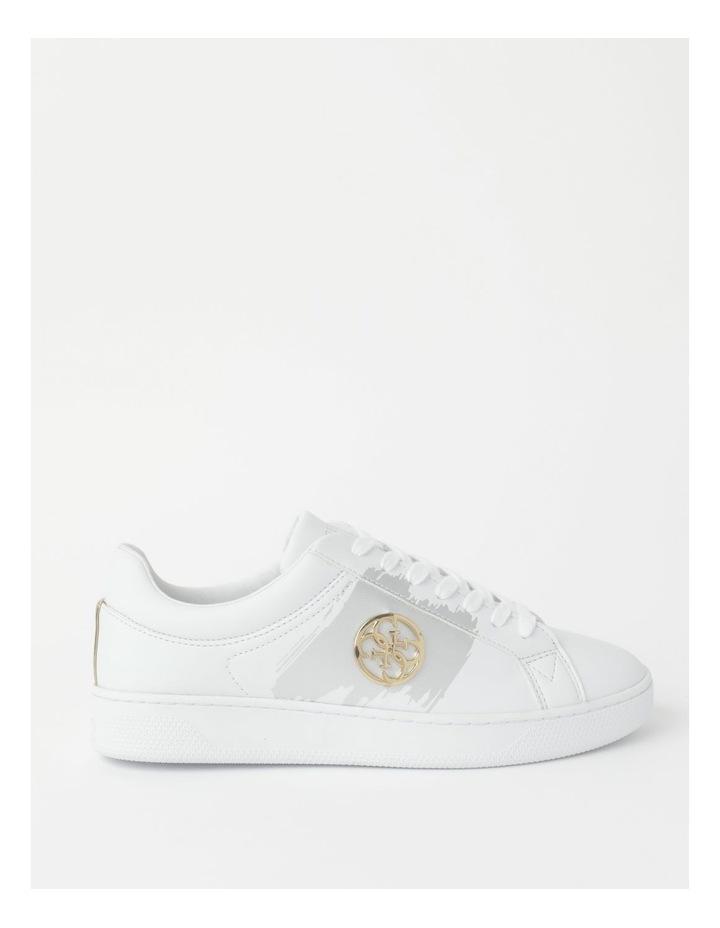 Reima White/Gold Sneaker image 1