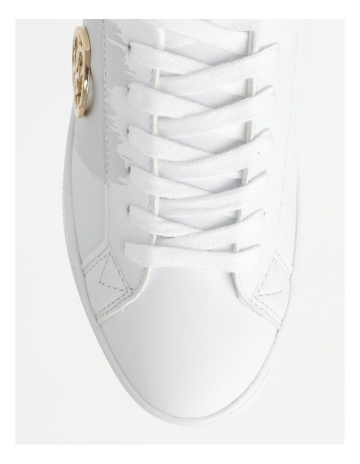 Reima White/Gold Sneaker image 2
