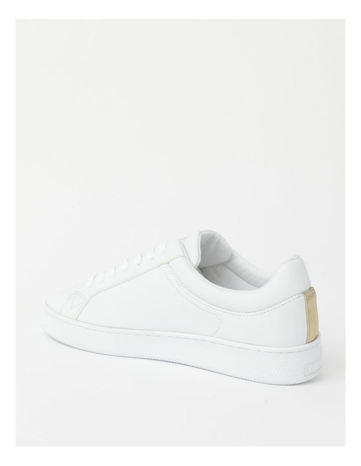 Reima White/Gold Sneaker image 3