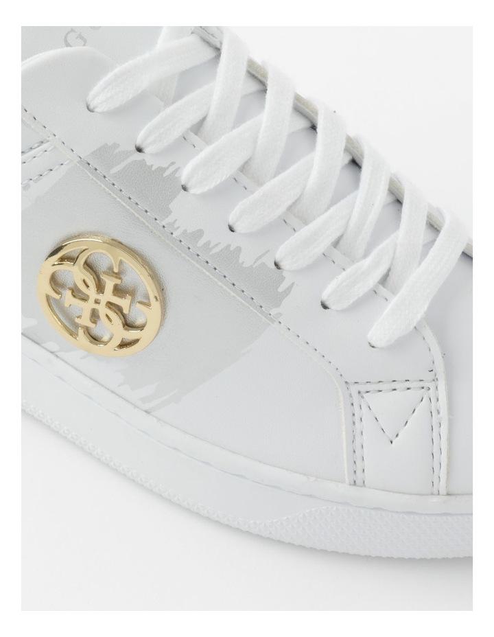 Reima White/Gold Sneaker image 4