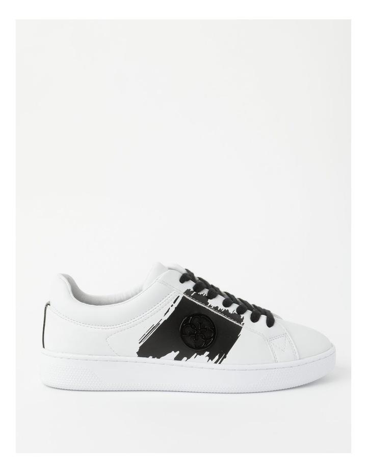 Reima White/Black Sneaker image 1