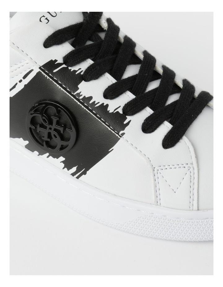 Reima White/Black Sneaker image 4