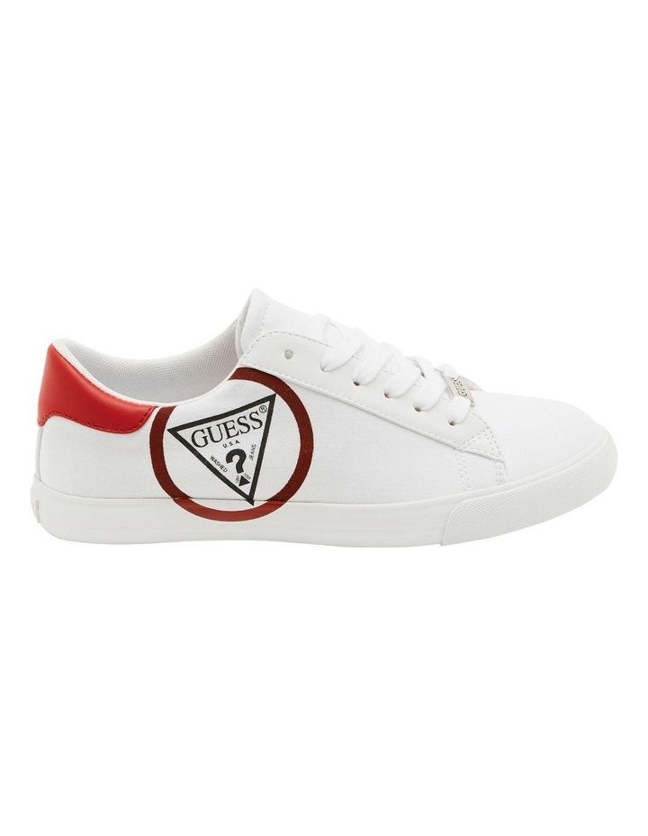 Garit2 White/Red Sneaker image 1