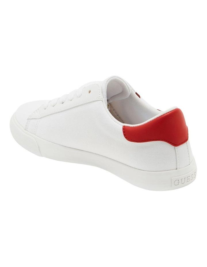 Garit2 White/Red Sneaker image 2