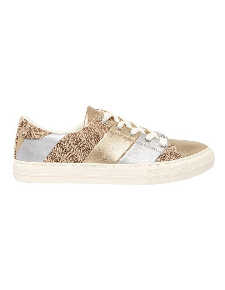Lust Gold4/Silver/Beige   Lt Brown Sneaker image 1