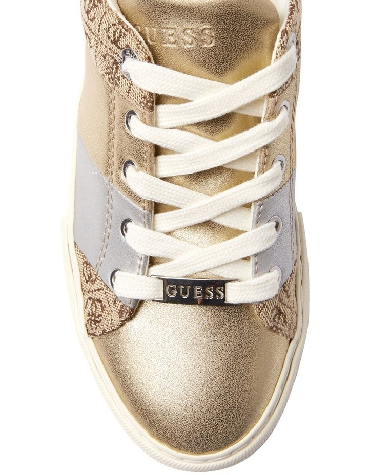 Lust Gold4/Silver/Beige   Lt Brown Sneaker image 3