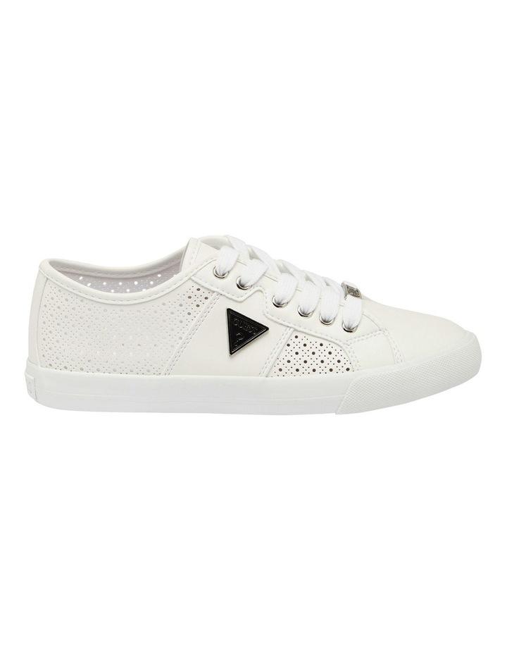 Pacing2-R White Sneaker image 1