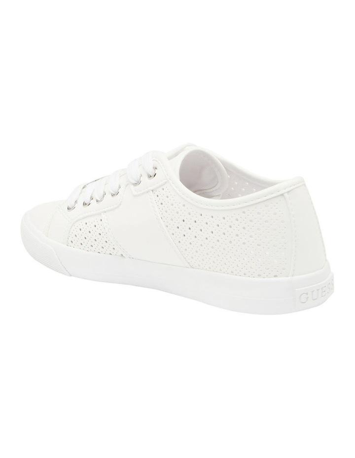 Pacing2-R White Sneaker image 2