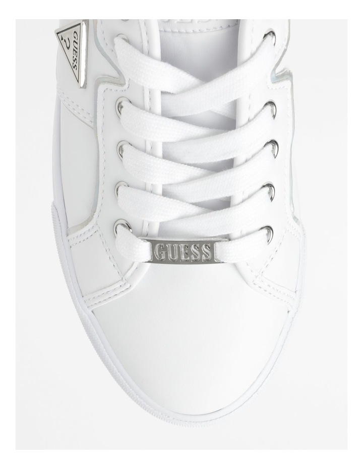 Paces-R White/Silver A17 Sneaker image 2