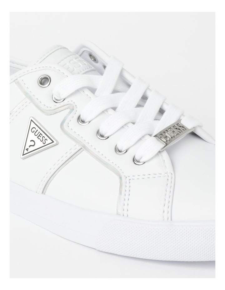 Paces-R White/Silver A17 Sneaker image 4
