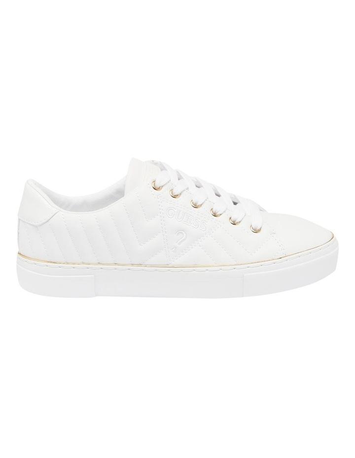 Grasiee-A White/White Sneaker image 1