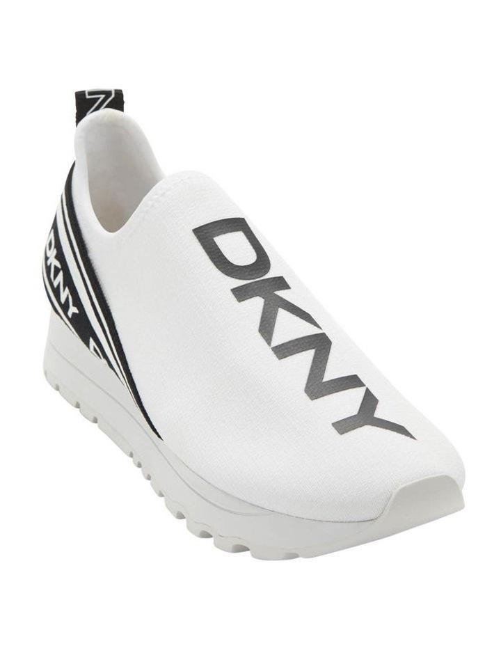 Jay K1158224 White/Black Sneaker image 1