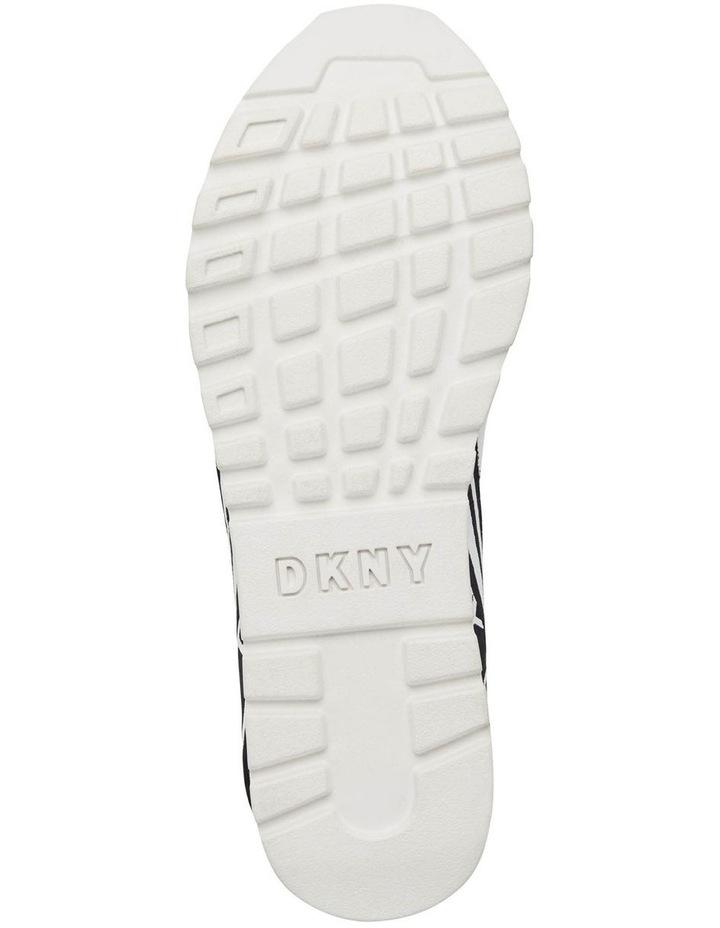 Jay K1158224 White/Black Sneaker image 5