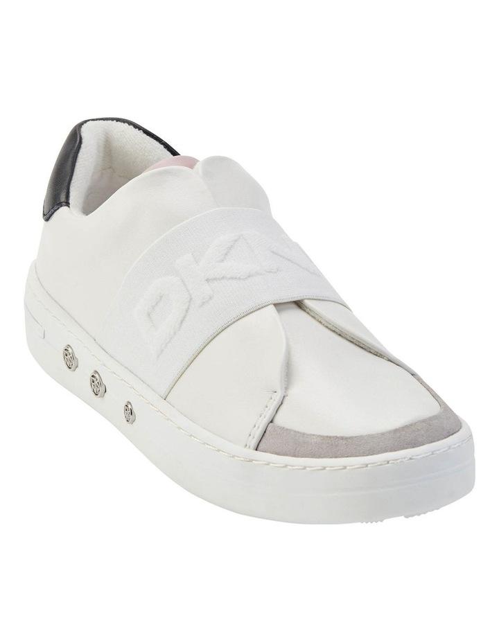Chrissi White Slip-on Sneaker image 1