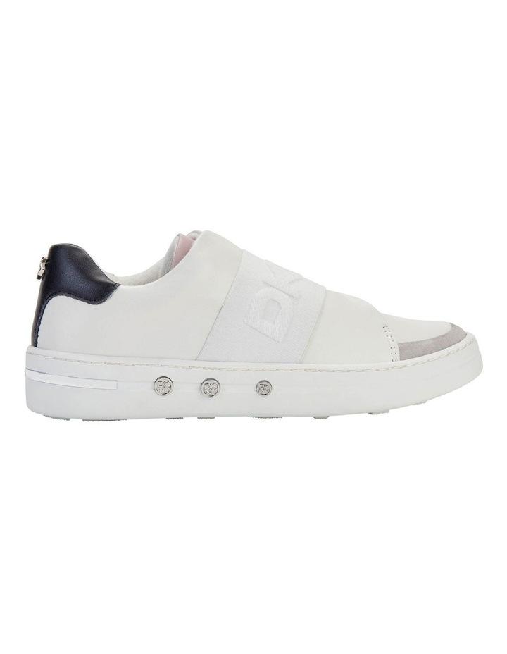 Chrissi White Slip-on Sneaker image 2