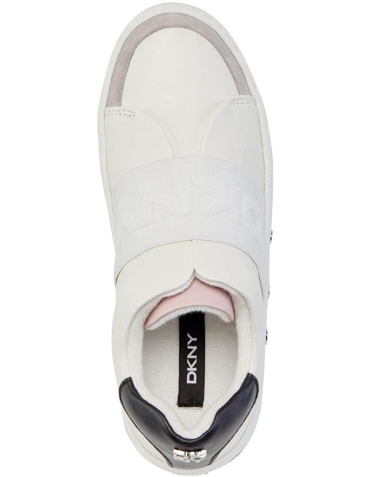 Chrissi White Slip-on Sneaker image 3