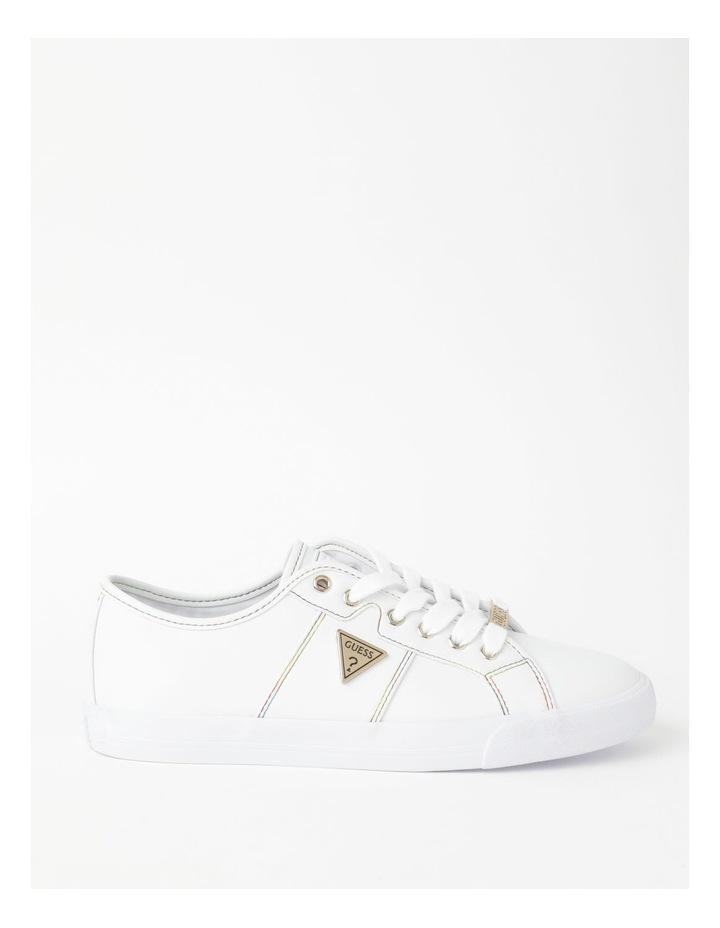 Pacing3-R White/Rainbow Sneaker image 1
