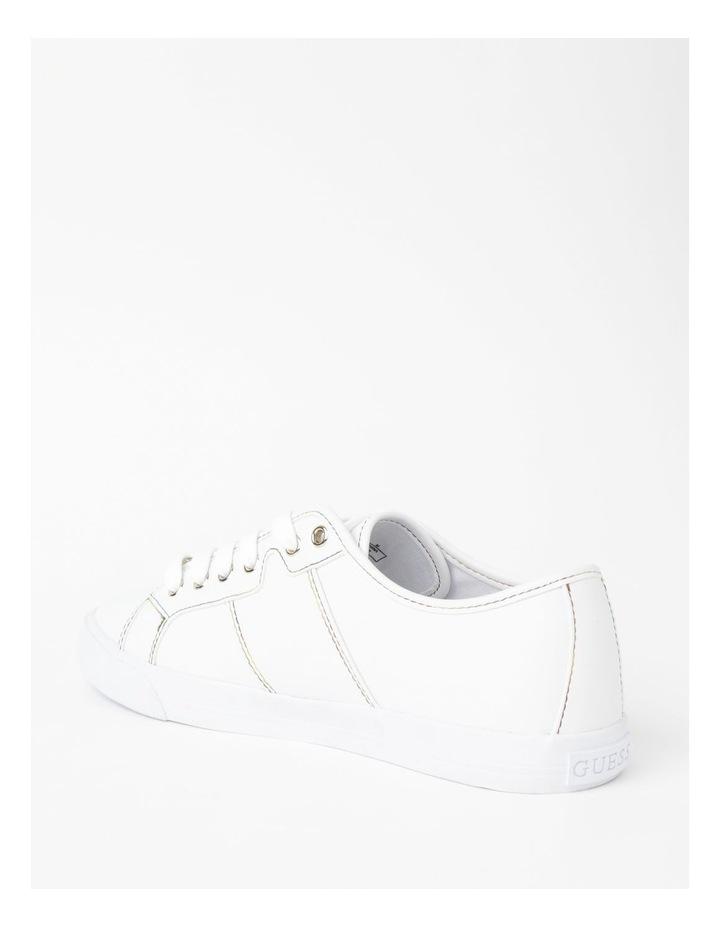 Pacing3-R White/Rainbow Sneaker image 3