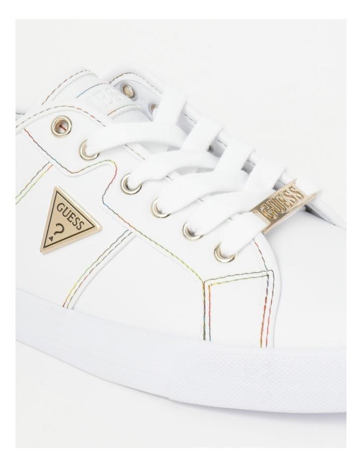 Pacing3-R White/Rainbow Sneaker image 4