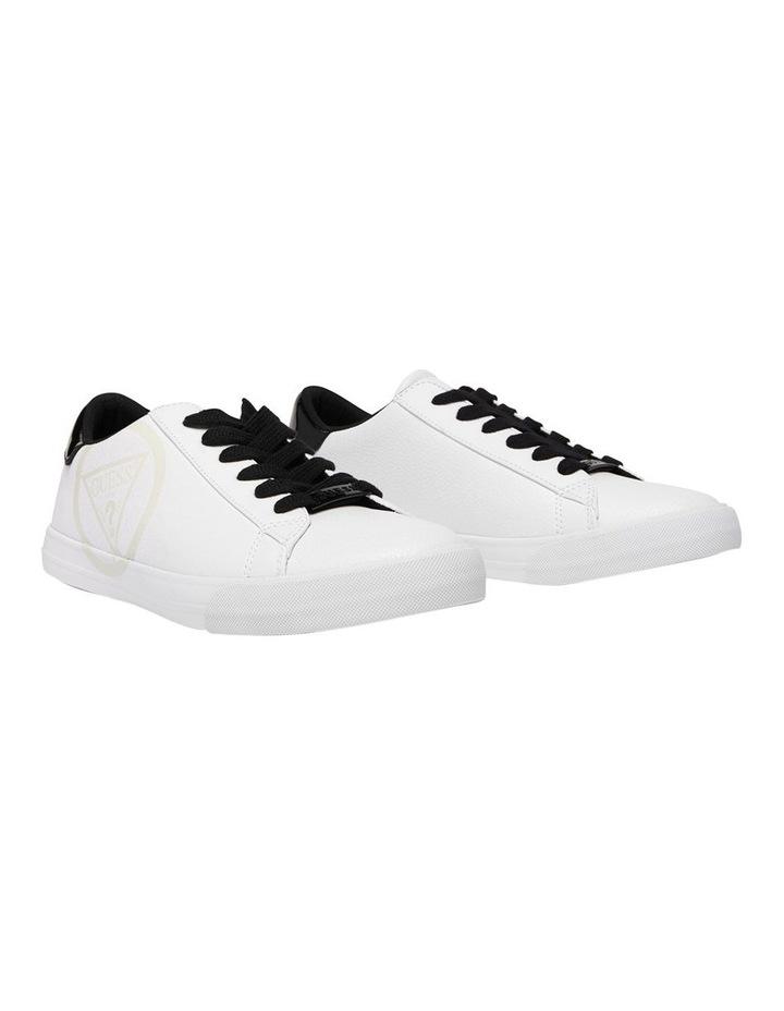 Garit5 Black/White/Black Sneaker image 3
