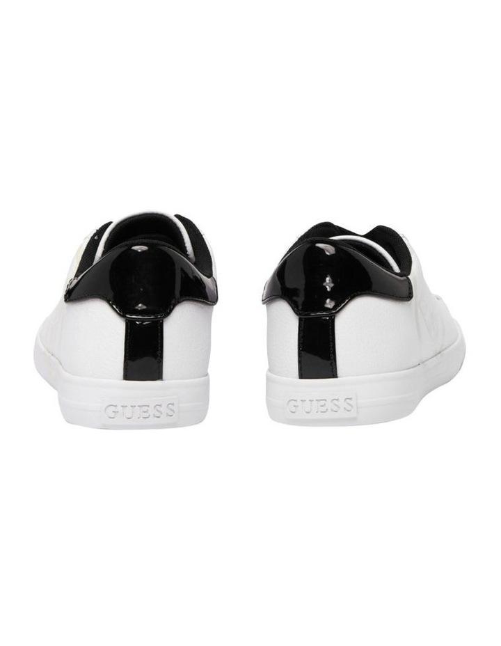 Garit5 Black/White/Black Sneaker image 4