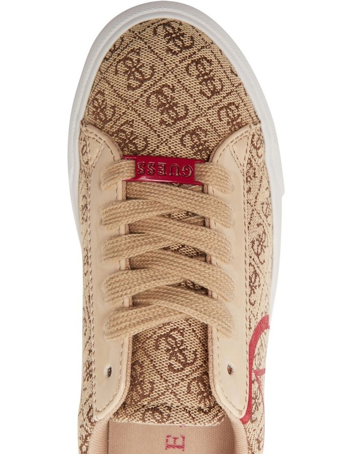 Garit6 Beige Lt Brown Sneaker image 2