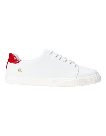 Rl White/Candy Red colour