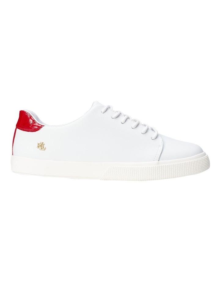 Joana Iii Rl White/ Candy Red Sneaker image 1