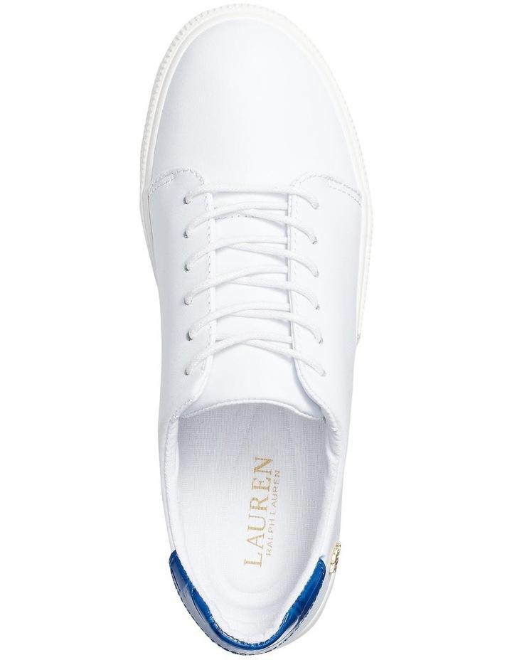 Joana Iii Rl White/ Pacific Royal Sneaker image 3