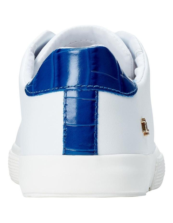 Joana Iii Rl White/ Pacific Royal Sneaker image 4