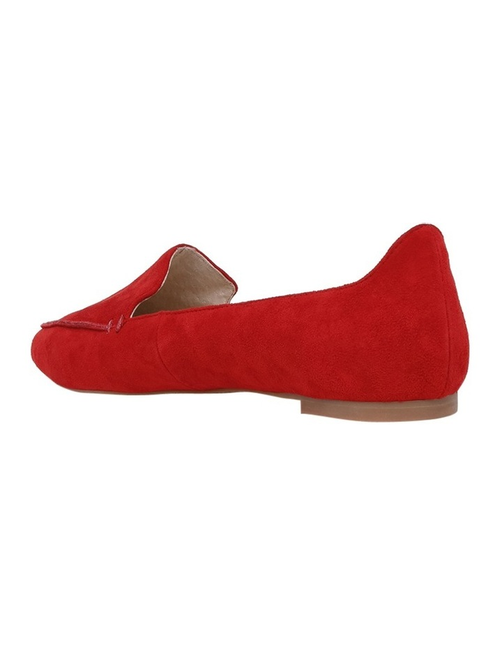 Devon Red Suede Loafer image 2