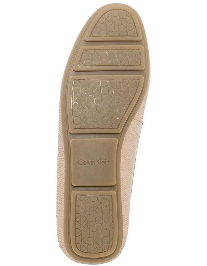 Lisette Desert Sand Lizard Loafer image 3