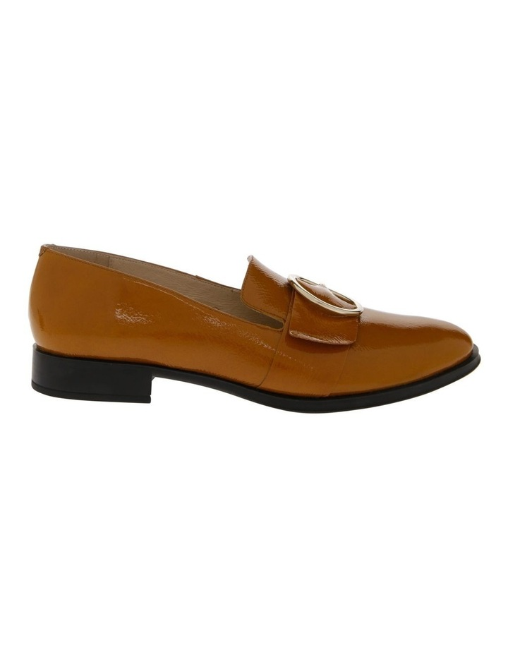 Ahora Cognac Flat Shoe image 1