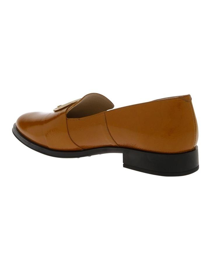 Ahora Cognac Flat Shoe image 3