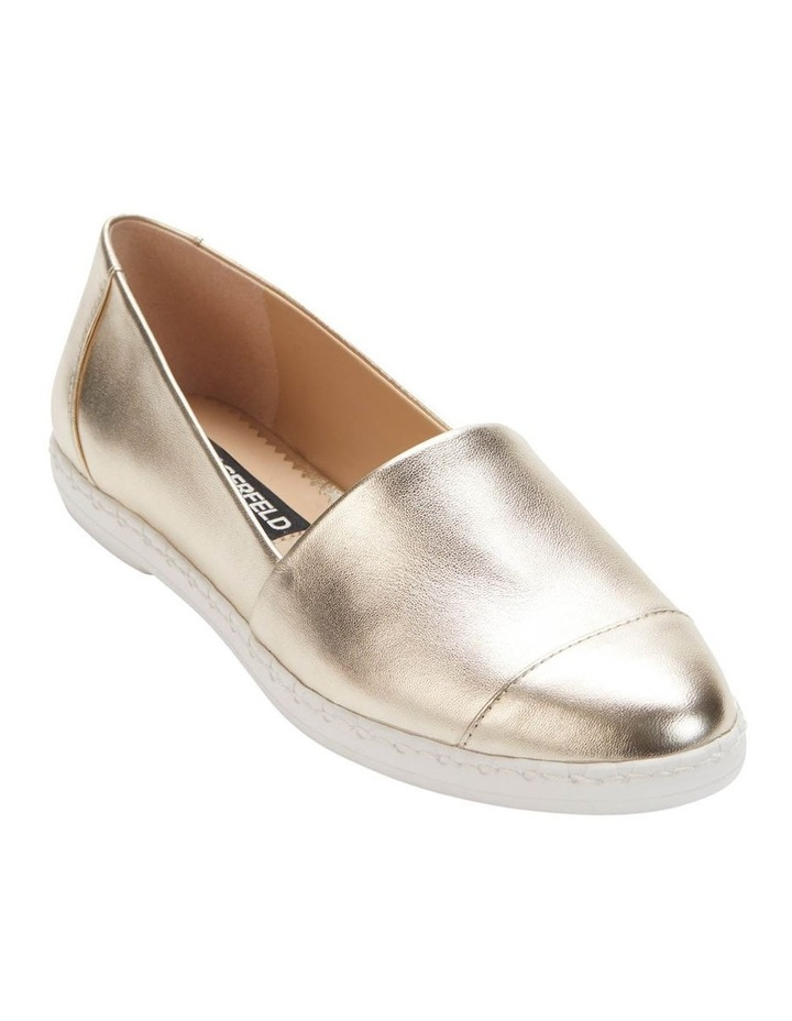 KL109953 Chespie Light Gold Flat Shoe image 1