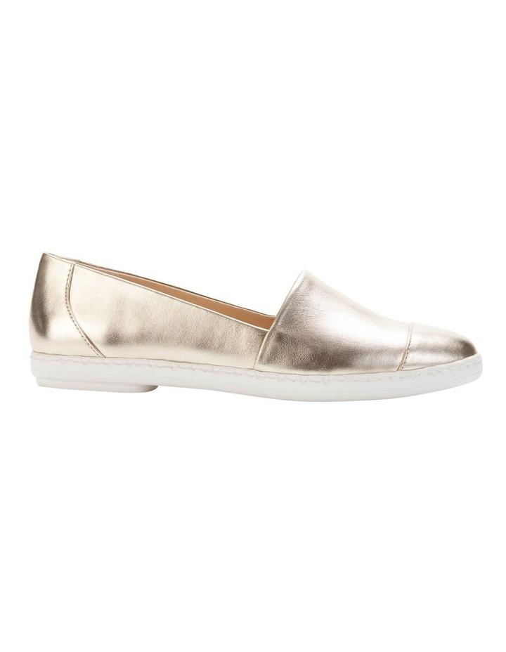 KL109953 Chespie Light Gold Flat Shoe image 2