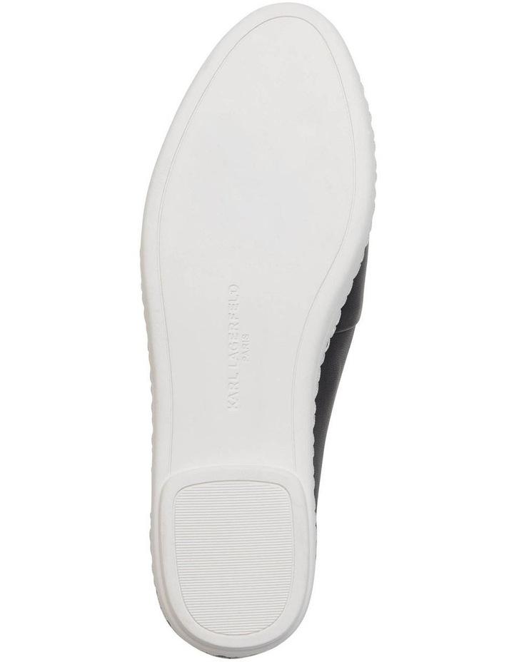 KL109953 Chespie Black Flat Shoe image 5