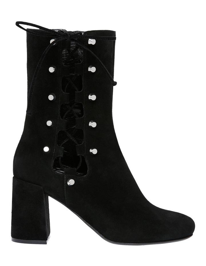 Side Lace Pembury Black Boot image 1