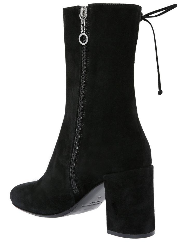 Side Lace Pembury Black Boot image 2
